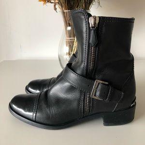 🔥HOT PICK🔥Miu Miu Motorcycle Leather Boots